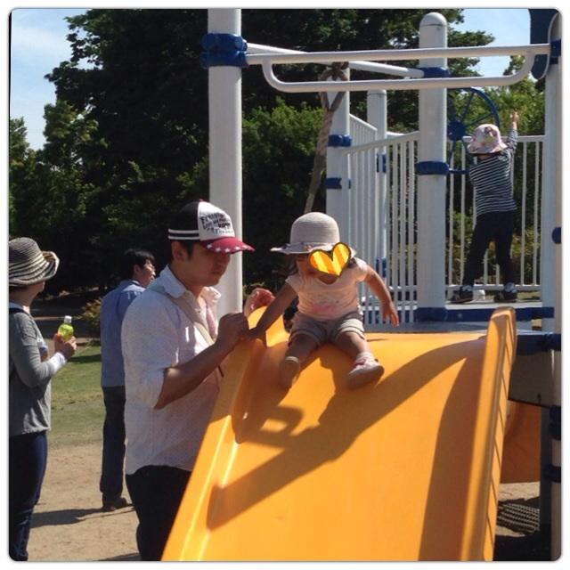 公園をはしご!